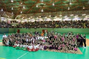 20151213 JOSE MANUEL SANDE- GALA DE NADAL XIMNASIA CORUÑA 2